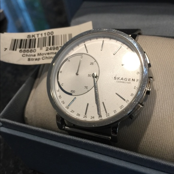 Skagen Accessories Connected Hybrid Smartwatch Skt1100 Poshmark